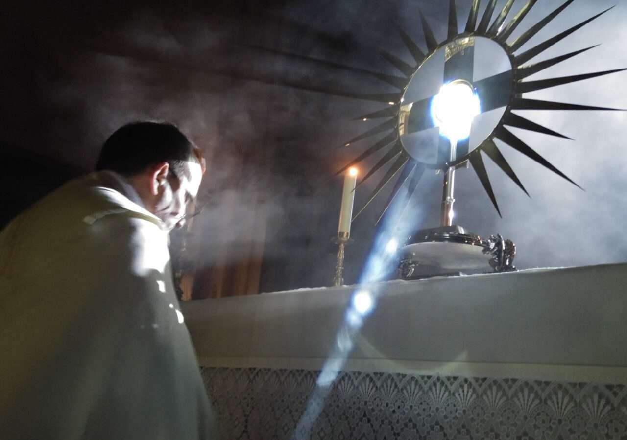 Why do Catholics call priests 'Father'? Here is the reason