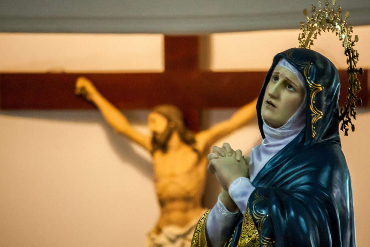 Why do Catholics Have Statues in Churches?