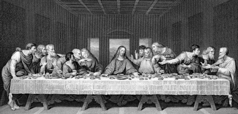Evidence Christ Offered the Last Supper as a Sacrifice