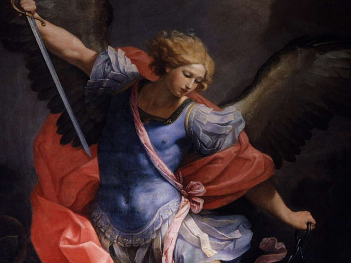 The Mysterious origin of the Prayer to St. Micheal