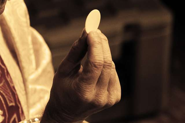 May I Receive Communion Twice in One Day?