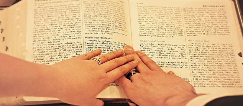 12 powerful Bible verses you need to strengthen your marriage