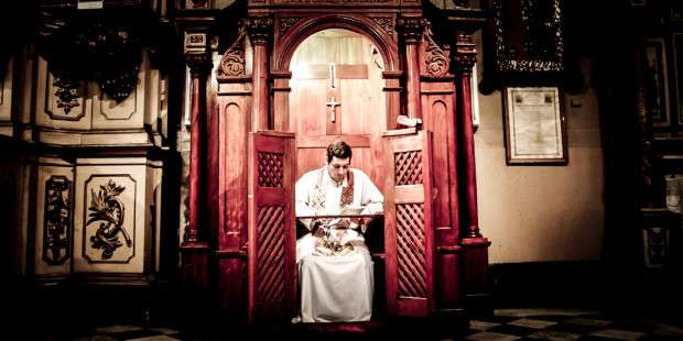I have a serious sin to confess but have no access to a priest. What happens to me?