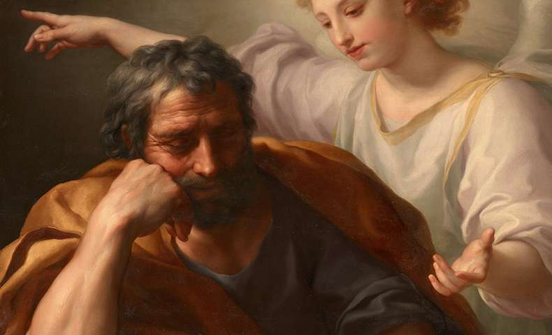 Powerful prayer to St Joseph for the conversion of a loved one.