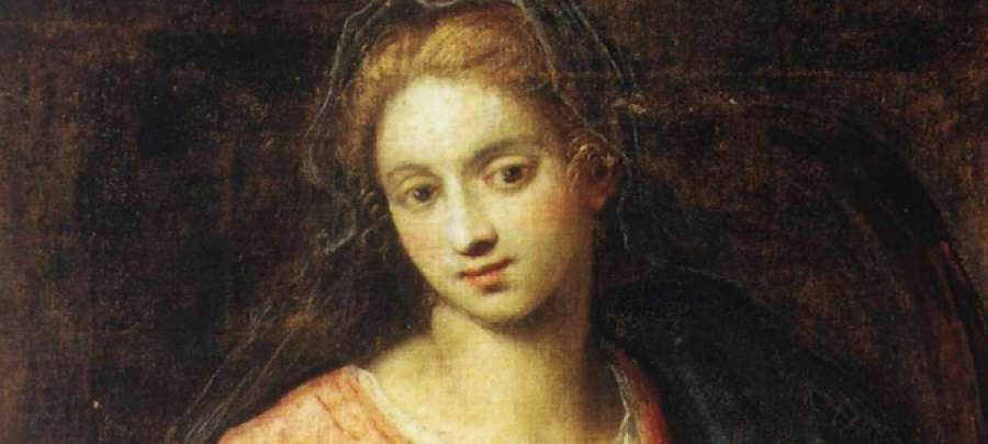 Prayer to St. Lucy against temptations