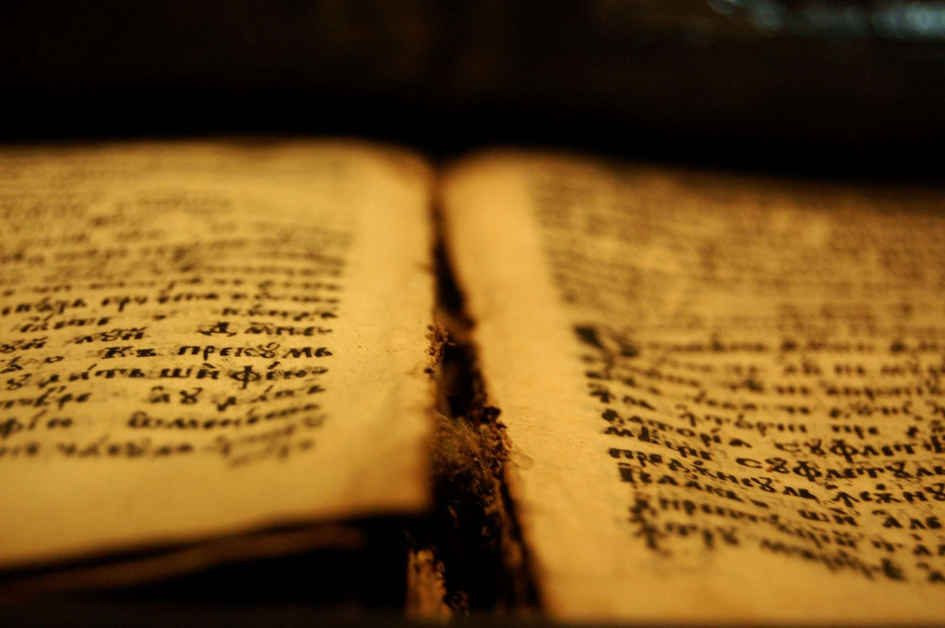 Why doesn't the Catholic Church emphasize reading the Bible?