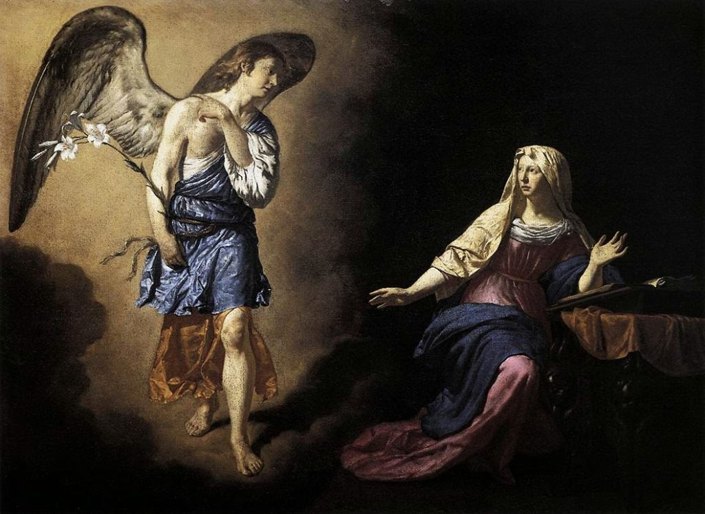 Prayer to St. Gabriel, for Intercession