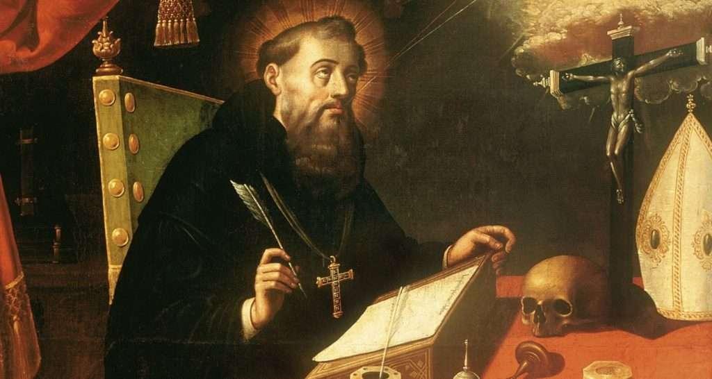 St. Augustine's Prayer to the Holy Spirit