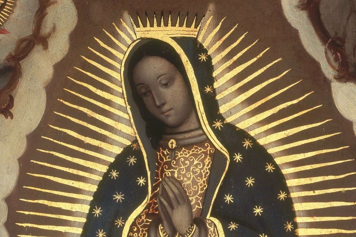 Prayer to the Virgin of Guadalupe