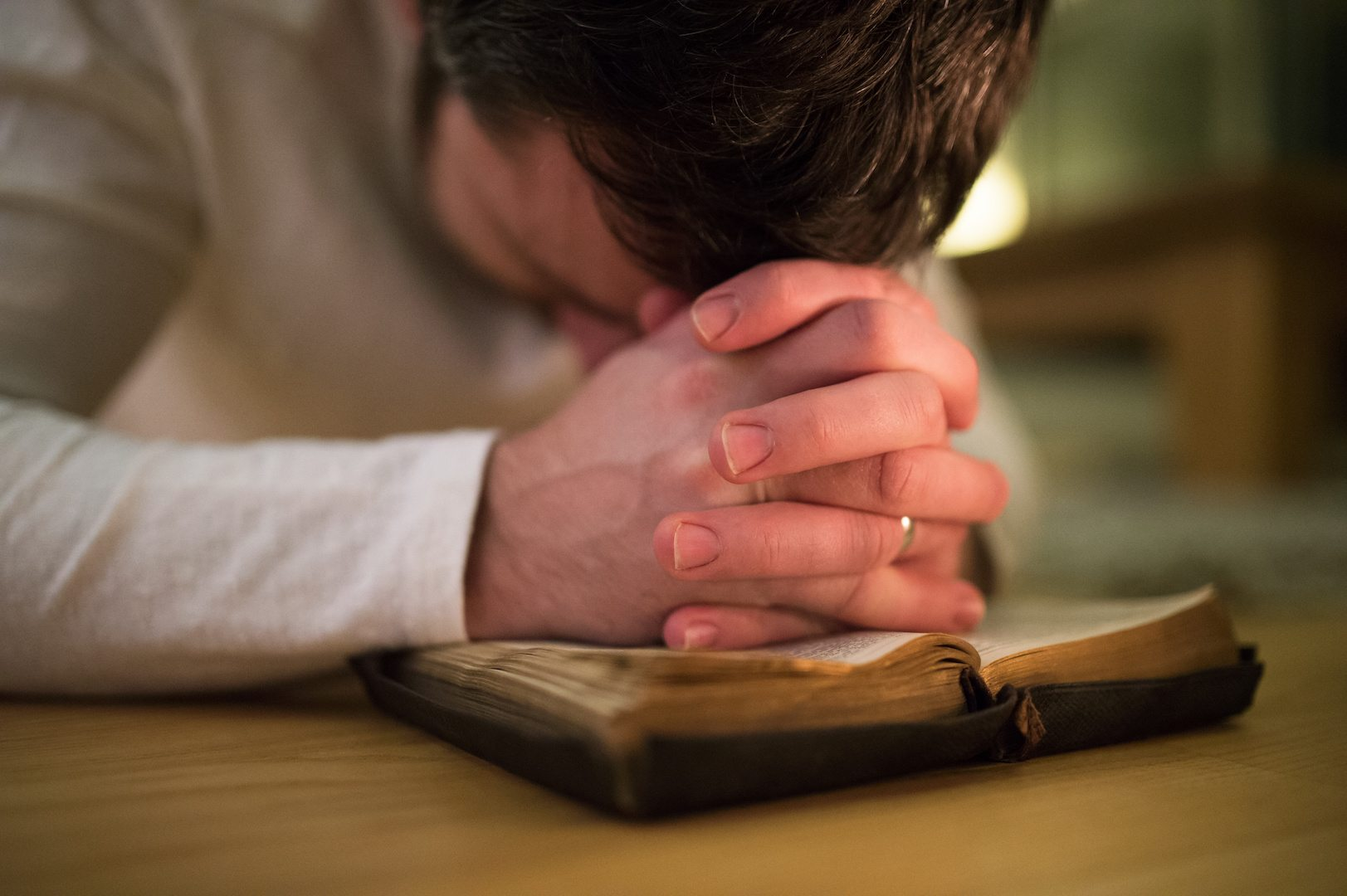 A Prayer for Peace of Mind (by Saint Francis Xavier Cabrini)