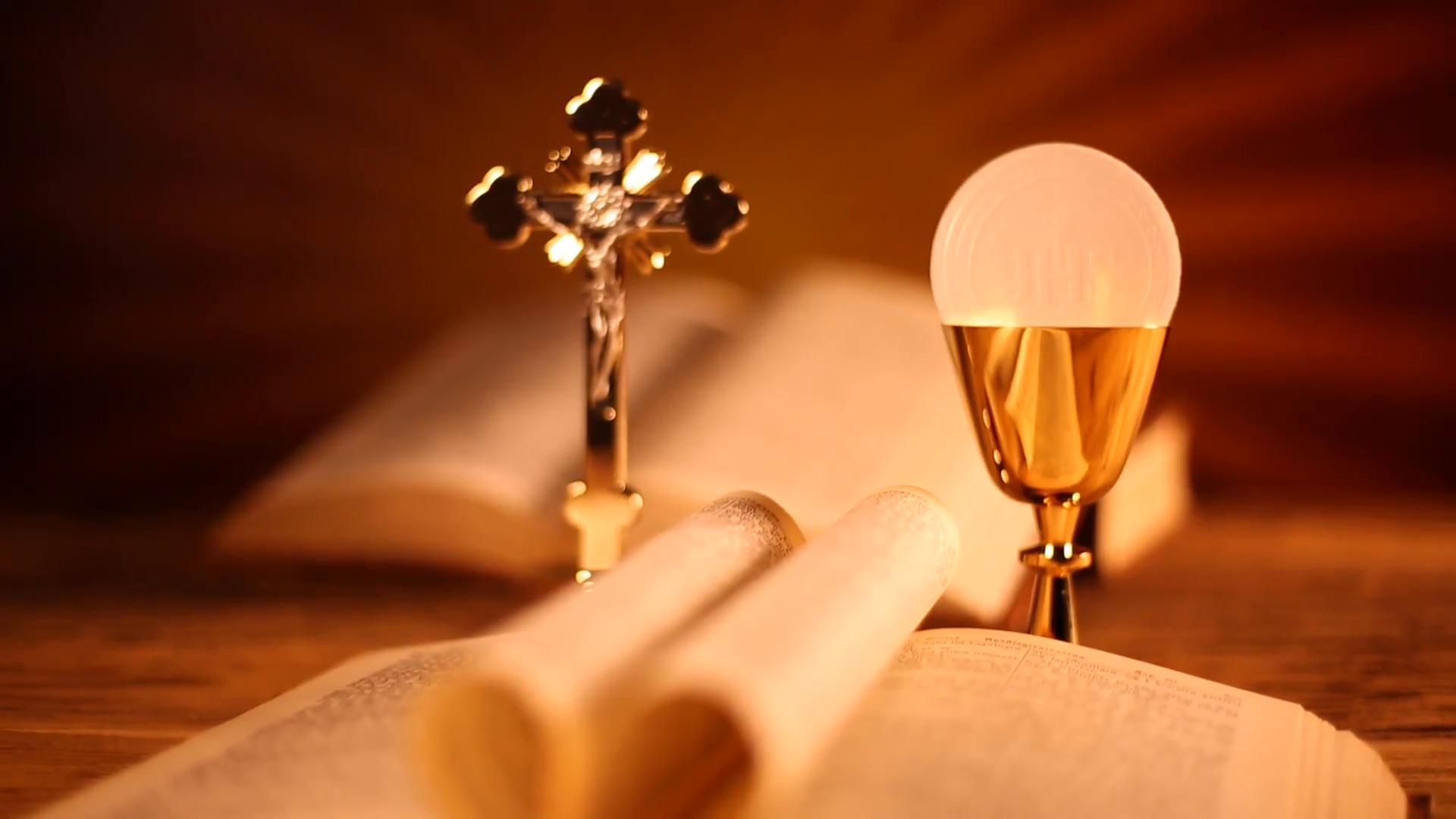 Prayers before Holy Communion