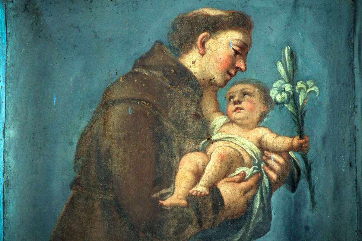 Saint Anthony, Performer of Miracles