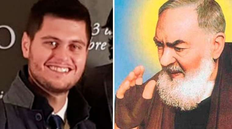 Young man healed by Padre Pio recounts story of miraculous cure