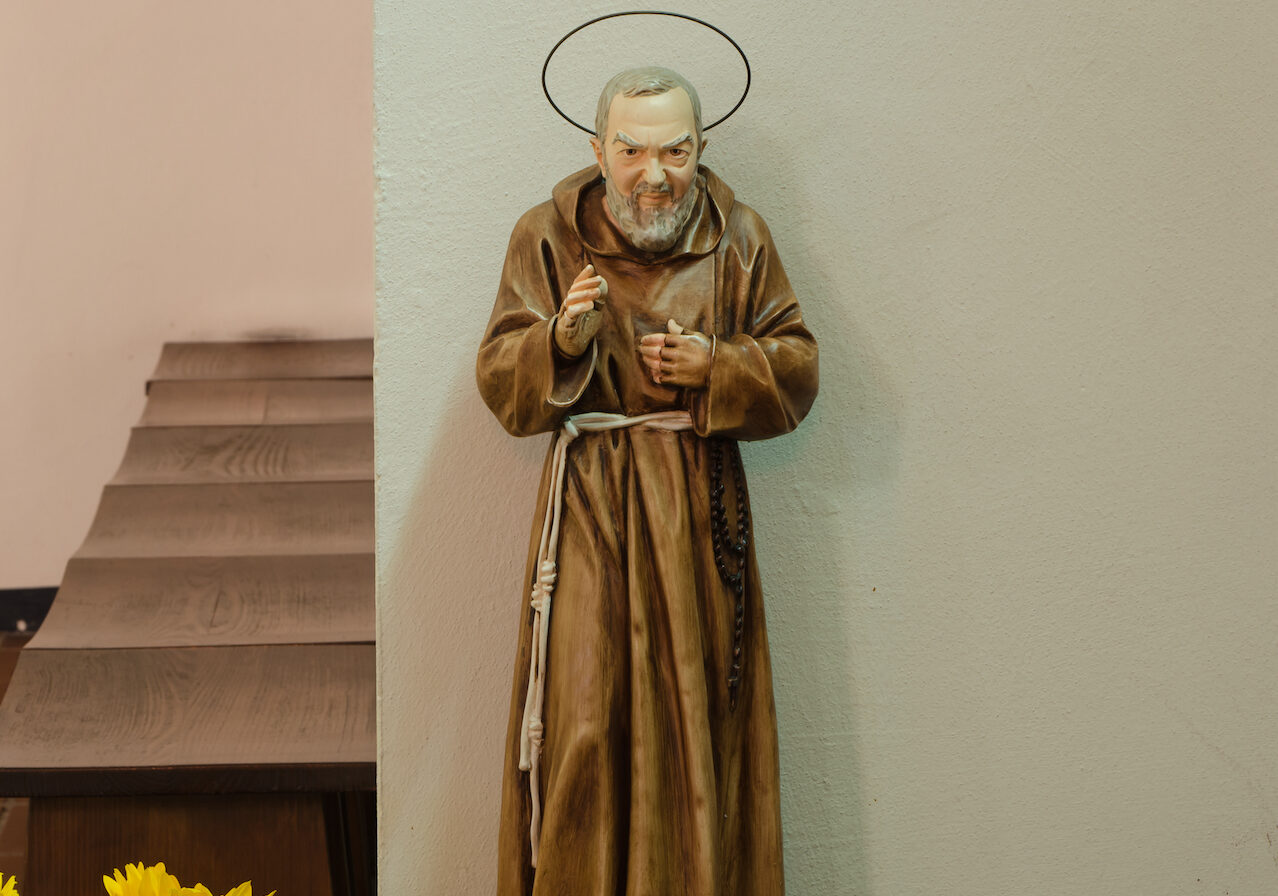 The modern and little known miracles of Padre Pio