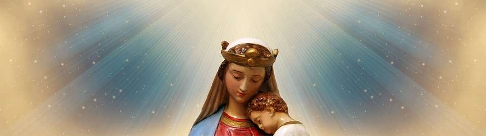 The Story Of Domenica Whose Little Acts Of Charity Earned Her A Visit From Mary And The Child Jesus