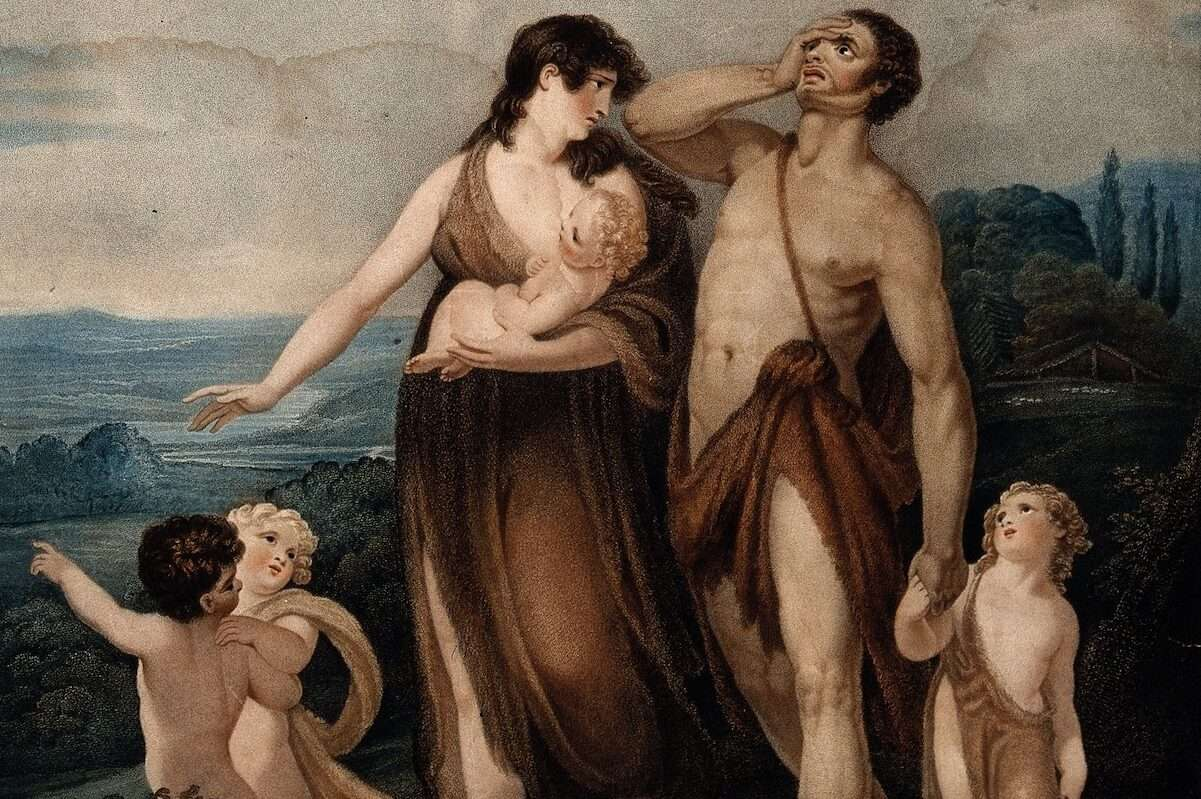 Whom did Cain, Abel and Seth marry?