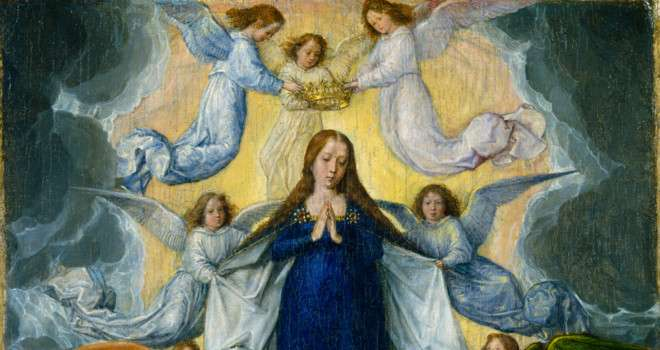 Why Mary Is Our Queen