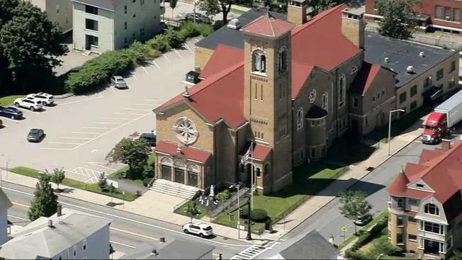 Church Closed After Grenades Found Among Donated Items