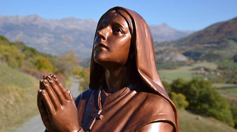 Before Lourdes and Fatima, Our Lady Appeared in Laus