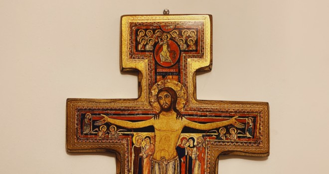 'Behold, I Stand at the Door and Knock': Christ's Desire for Us