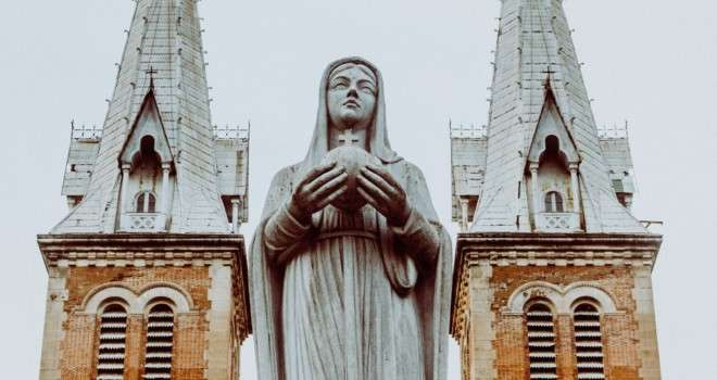 The Significance of Mary as the Gate of Heaven
