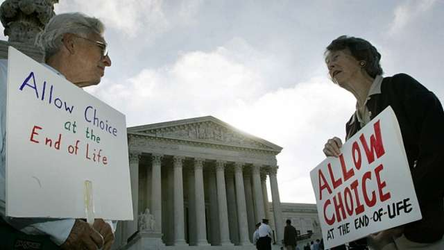 Assisted Suicide: What do Catholics have to say about 'right to end life'?