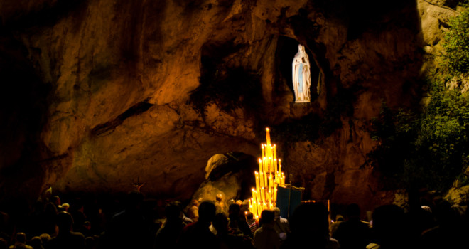 An Unexpected Miracle at Lourdes