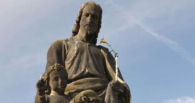 St. Joseph & Overcoming the Fear of Fatherhood