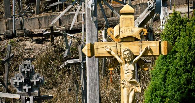The Biblical Roots of the Sign of the Cross