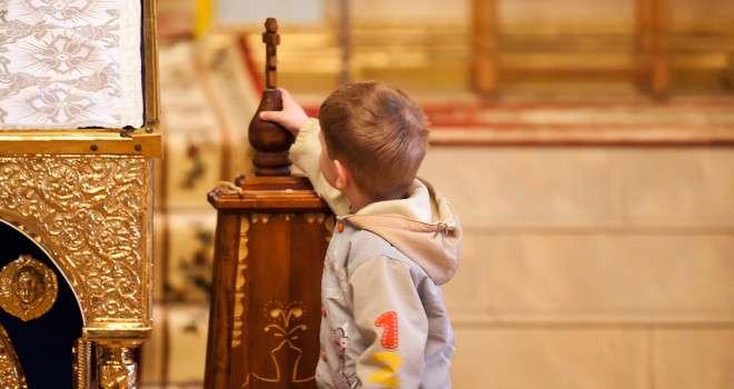 Three Tips For Raising Holy Children