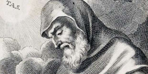 The Franciscan saint who walked on water
