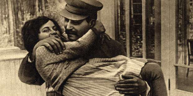 How Stalin's daughter became a Catholic