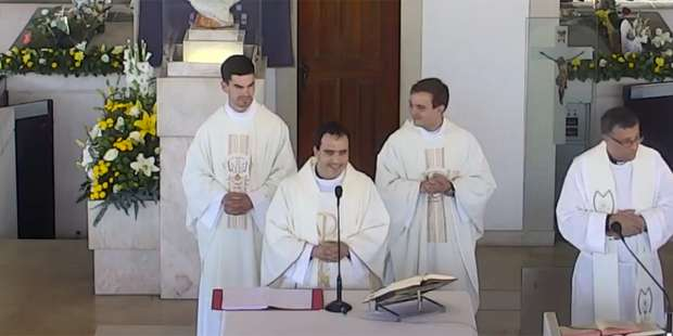 First blind priest ordained in Portugal