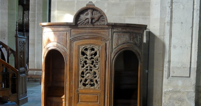 The Healing Grace of Sacramental Confession