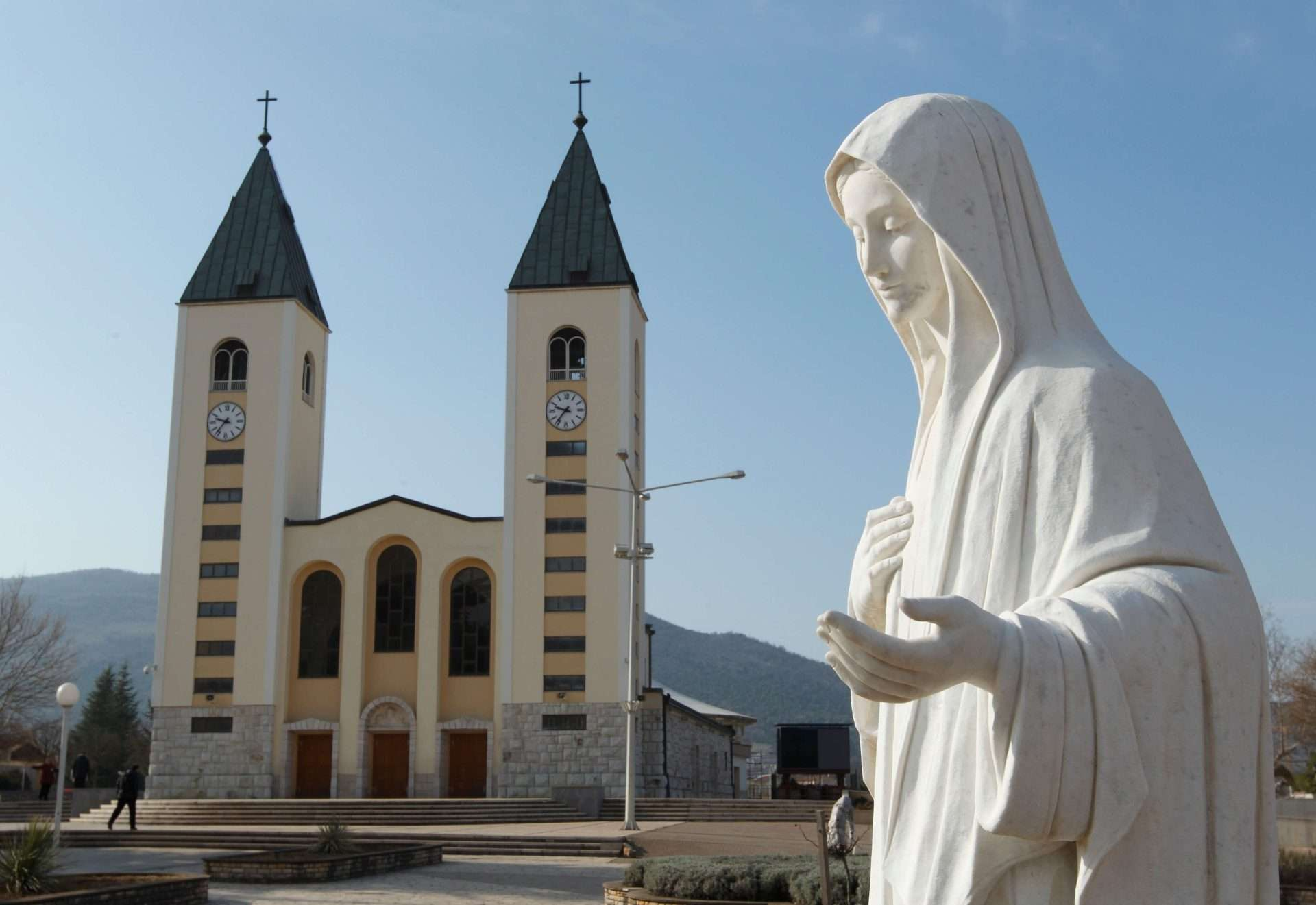 Famous atheist believes after miracle at Medjugorje