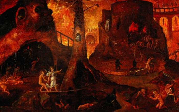 5 Saints Who Had Terrifying Visions of Hell