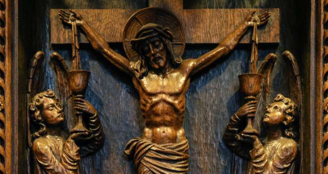 Our Lord's Precious Blood is a Mighty Spiritual Weapon