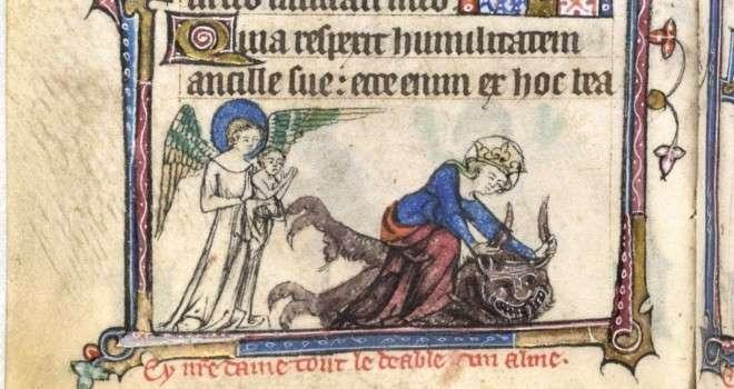 Exorcists Witness: Mary, Defender Against Demons