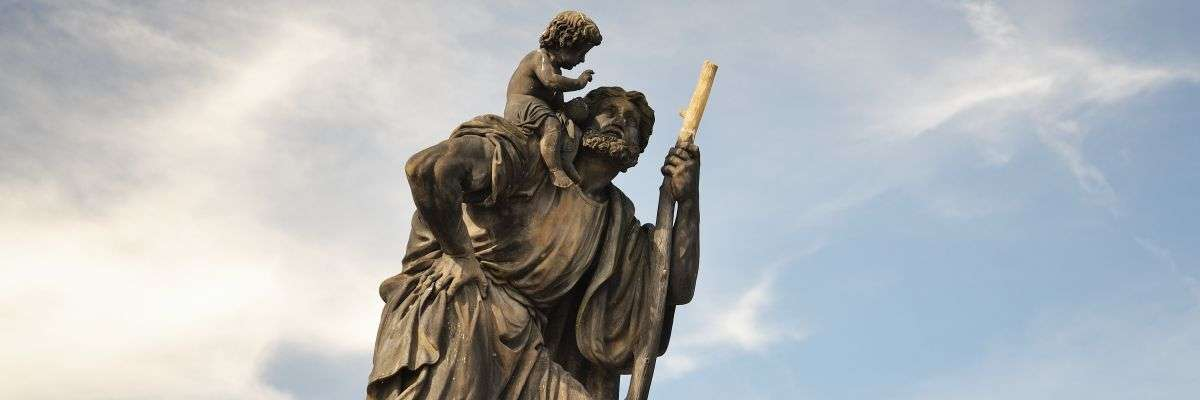 Did the Church declare that St. Christopher is a myth?