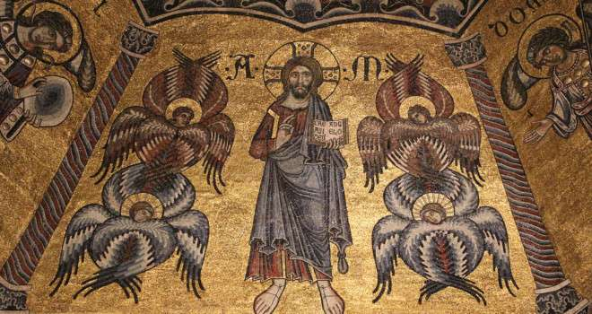 The Mysterious Angels That Aid Our Contemplation of God