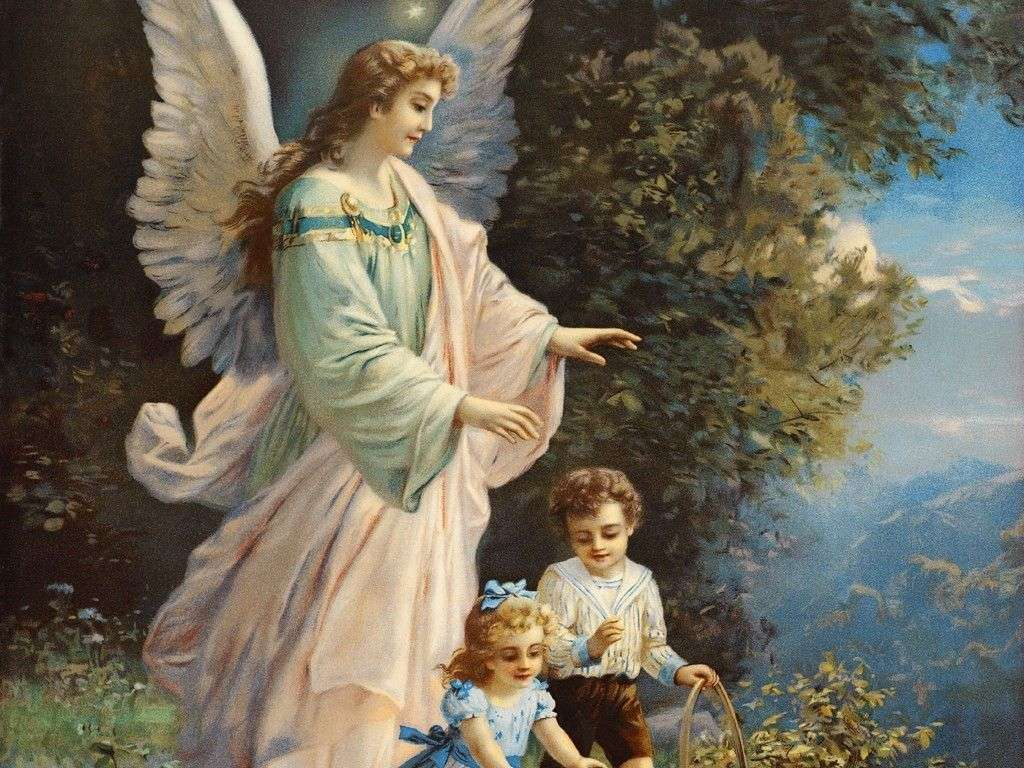 The Miracle of the 'Garden Angel'