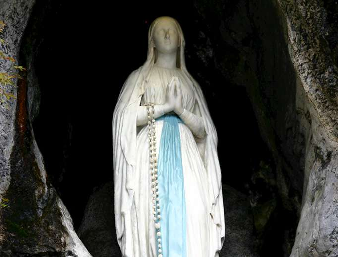 Biblical Evidence for Marian Apparitions