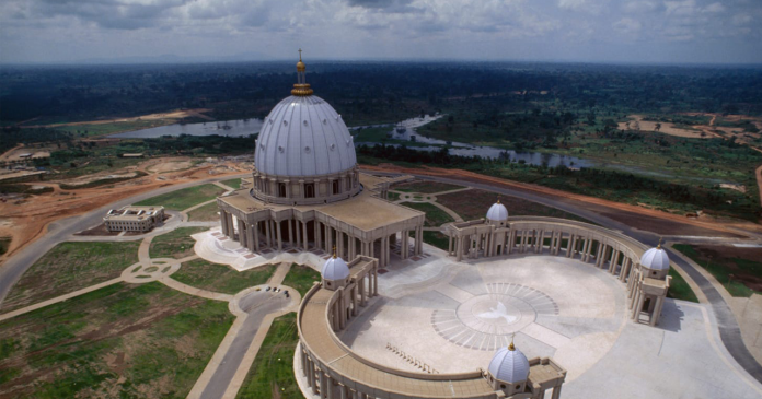 The Largest Catholic Church In The World Is Not Where You'd Expect…