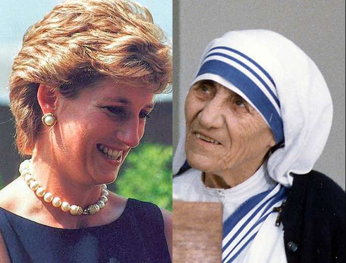 The Unlikely Friendship Between Mother Teresa and Princess Diana