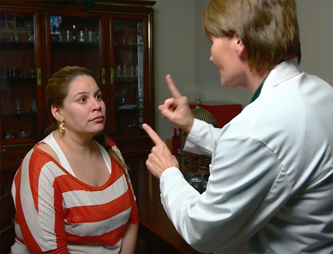 Arizona Woman's Blindness Miraculously Cured Through St. Charbel