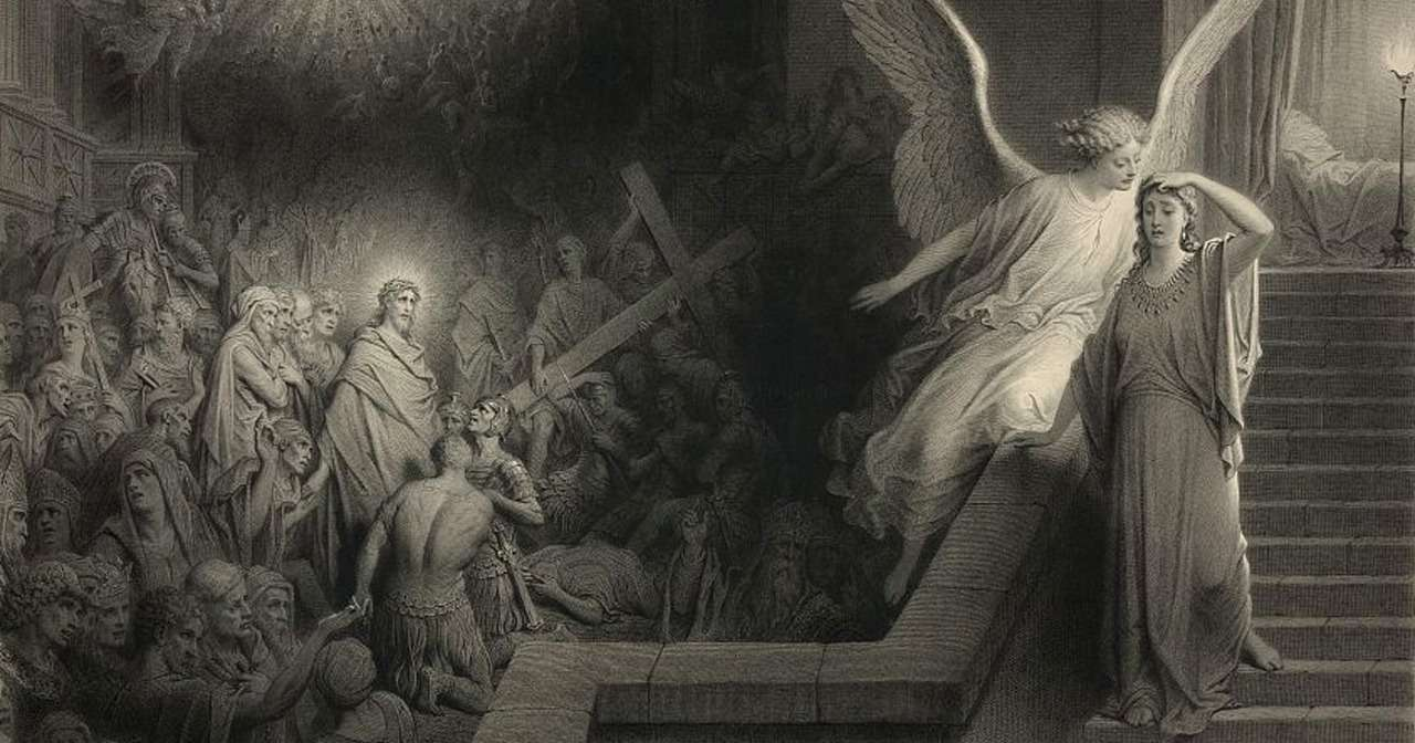 Saint Procla: What Did Pontius Pilate's Wife Dream About?