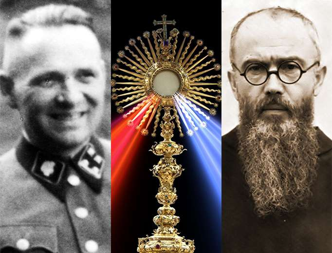 An Astonishing Miracle of Divine Mercy at Auschwitz