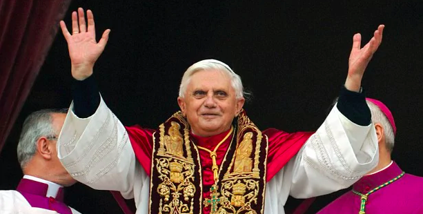 What Pope Benedict XVI taught me about the last words of Christ