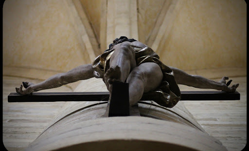 Why Do Catholics Keep Christ on the Cross?