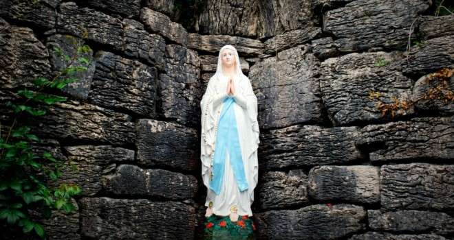 A Bishop Explains Mary for Protestants